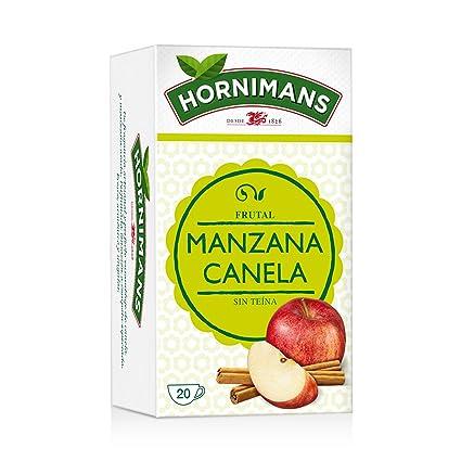 Hornimans Manzana Canela - 20 Bolsitas