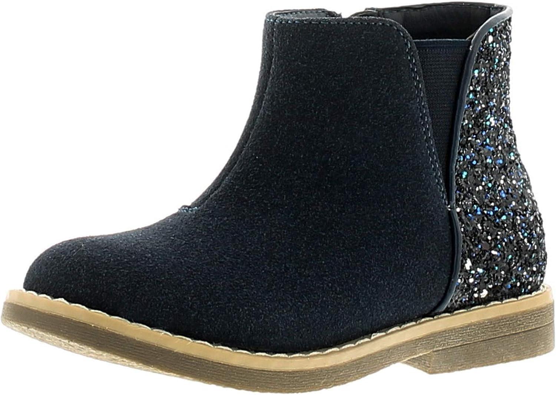 Princess Stardust Shep Girls Kids Boots Grey UK Size