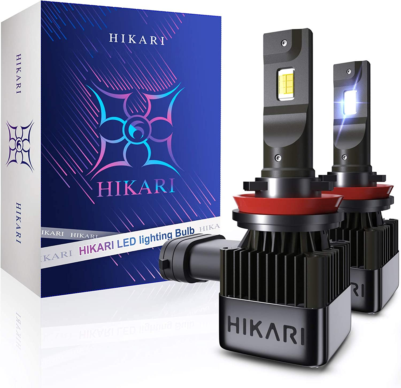 HIKARI 2021 Acme-X H11/H8/H9 LED Bulbs