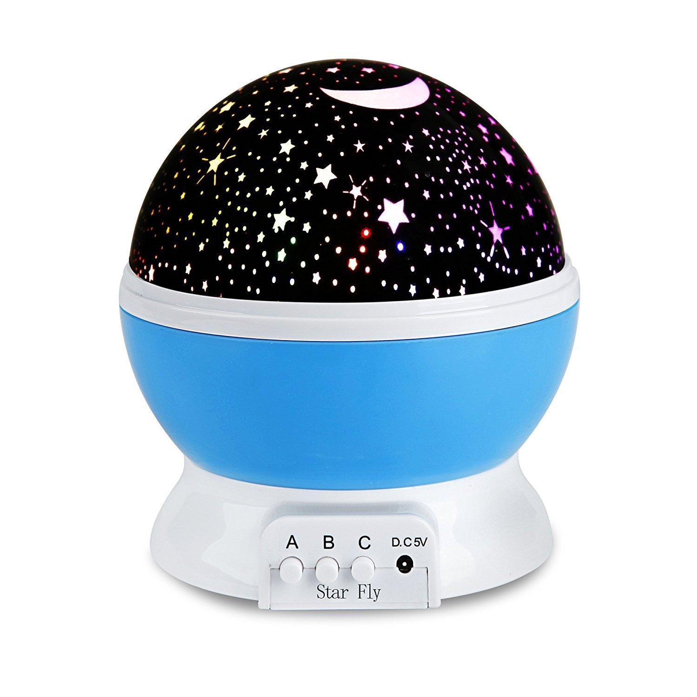 Interpet Blue Moon Moonlight T5 T8 Fish Tank Light: Amazon.com : Night Lighting Projector Lamp Moon Star