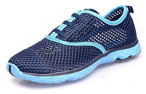 Oriskey Zapatos Aguamarina de Agua Zapatillas deportivas de Aqua de Surf de Playa de deporte para mujer 40: Amazon.es: Zapatos y complementos
