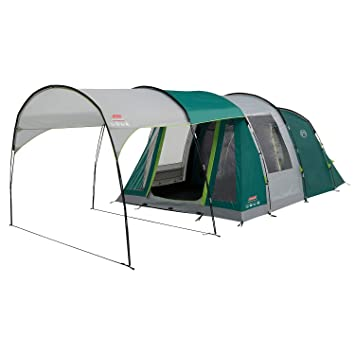 Coleman Granite Peak 4 4 Person Tunnel and Porch Tent with BlackOut Bedrooms  sc 1 st  Amazon.com & Amazon.com : Coleman Granite Peak 4 4 Person Tunnel and Porch Tent ...