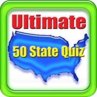 Ultimate 50 State Quiz (for Kindle, Tablet & Phone)