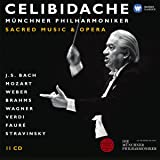 Celibidache Volume 4: Sacred Music and Opera