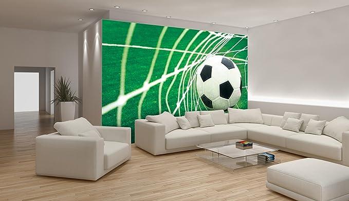 Delester Design Décor Pared Design de balón de fútbol en los Arcos ...