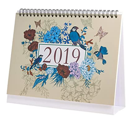 Twitter Calendar December 2019 Amazon.: Desk Calendar 2019 Monthly, Daily Weekly Monthly