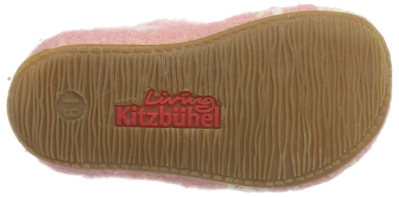 Living Kitzb/ühel Baby M/ädchen Babyball Blumenstickerei Feengarten Lauflernschuhe