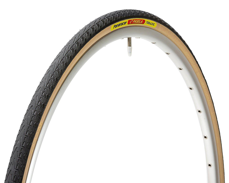 Panaracer Pasela Tire with Wire Bead 700 x 28C Black [並行輸入品] B077QG5K33
