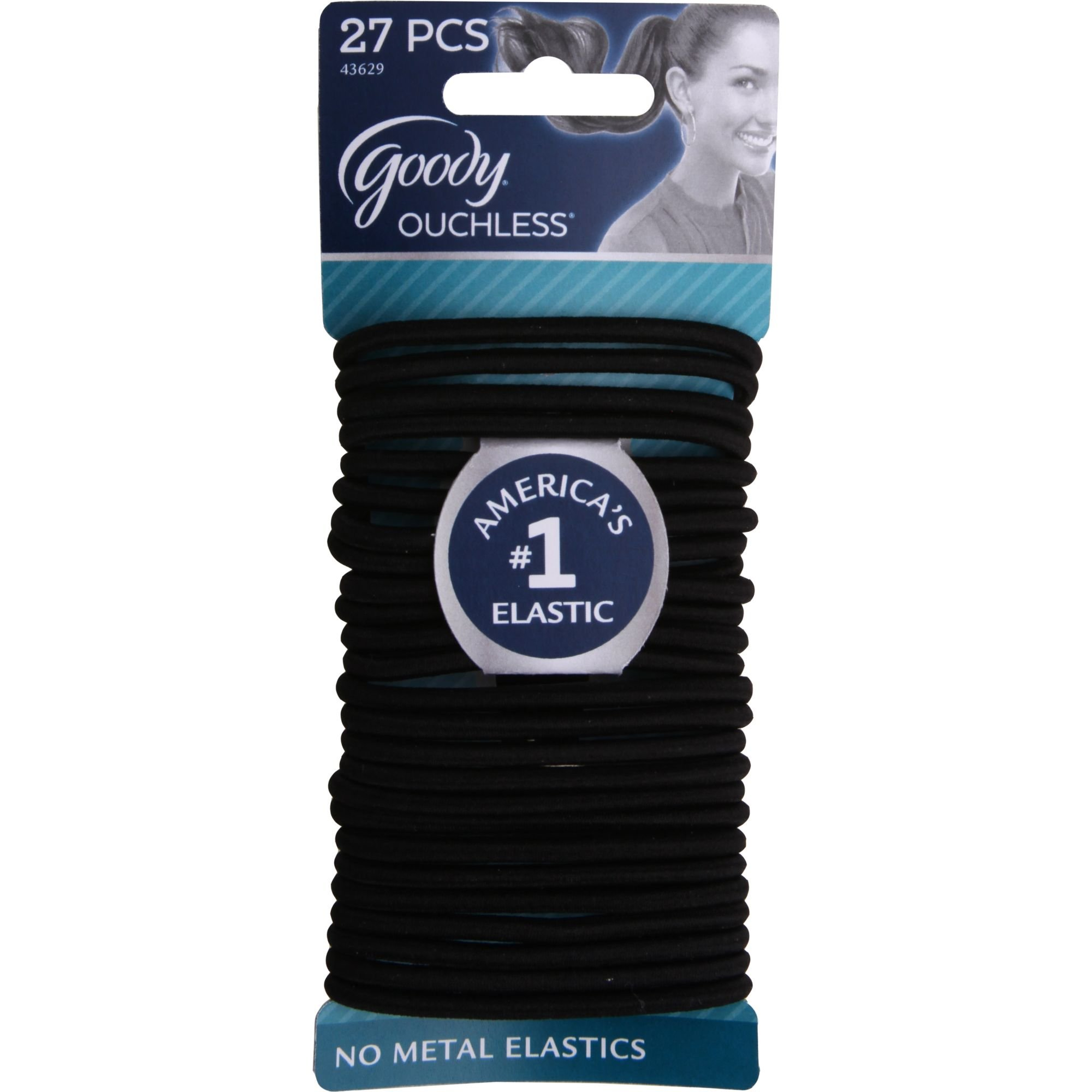 Amazon Com Goody Styling Essentials Bobby Pins Black 2