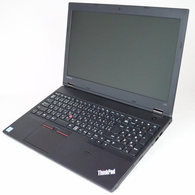 【中古】 ThinkPad L560 20F2S00200 / Core i5 6300U(2.4GHz) / HDD:500GB / 15.6インチ / ブラック   B01MTZTJBQ