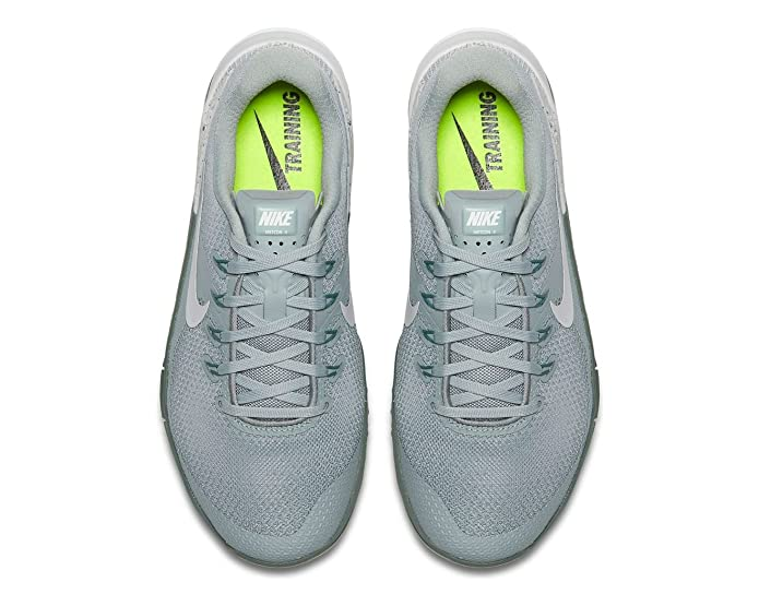 775ddb370cd2f1 Nike Women s Metcon 4 Training Shoe Light Pumice Clay Green White VAST Grey  6.5  Amazon.in  Shoes   Handbags