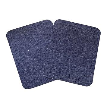 2PCS Mezclilla Iron-on parches de reparación jeans Parches ...