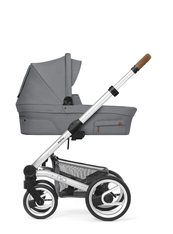 mutsy cochecito nio Adventure Storm Grey Silver: Amazon.es: Bebé
