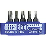 ベッセル(VESSEL) 交換用ビットセット トルクス TD-BS3