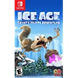 Ice Age: Scrat's Nutty Adventure - Standard Edition - Nintendo Switch