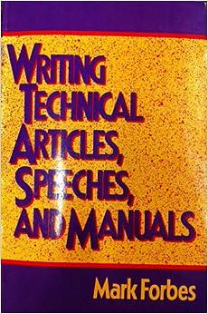 Popular Technical Writing Books
