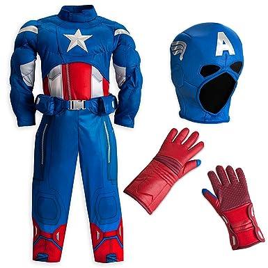 Amazon.com: Tienda de Disney/Marvel The Avengers Captain ...