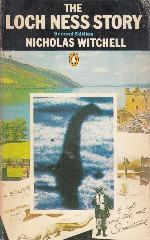 The Loch Ness Story Amazon Co Uk Witchell Nicholas 9780140041545 Books