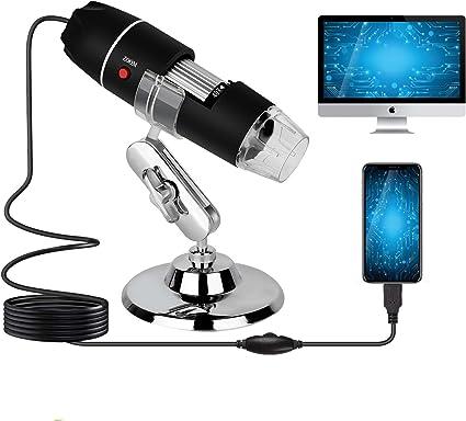 Usb Digital Mikroskop 40 Fache Bis 1000fache Kamera