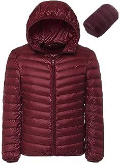b65477727 ZITY Lightweight Packable Down Jacket for Men