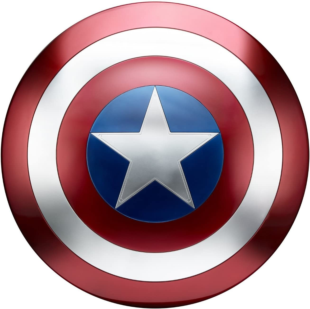 Marvel the Avengers Captain America Plastic Shield Costume Accessory for kids