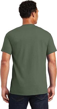 Gildan Mens Ultra Cotton T-Shirt 5 Pack