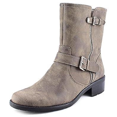 Anne Klein Leeder Women US 5 Tan Ankle Boot