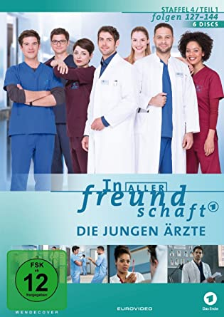 In Aller Freundschaft Die Jungen ärzte Staffel 4 Folgen 127 144