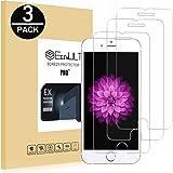 foto                       EasyULT [3-Pack] iPhone 6/iPhone 6S Pellicola Protettiva, 3 Pack Pellicola Protettiva in Vetro Temperato per iPhone 6/iPhone 6S
