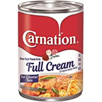 Carnation Full Cream Evaporated Milk, 390g
