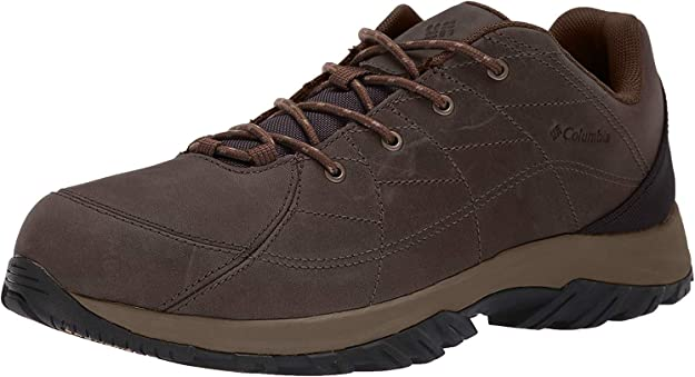 Columbia Men's Crestwood Venture Hiking Shoe, Breathable, High-Traction Grip