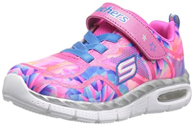 d029a2812e33 Skechers Kids Girls  Air-Appeal-Bitty Glitz Sneaker