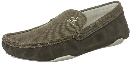 Calvin Klein Ace, Mocasines para Hombre, Marrón (Braun (Taupe), 45.5 EU: Amazon.es: Zapatos y complementos