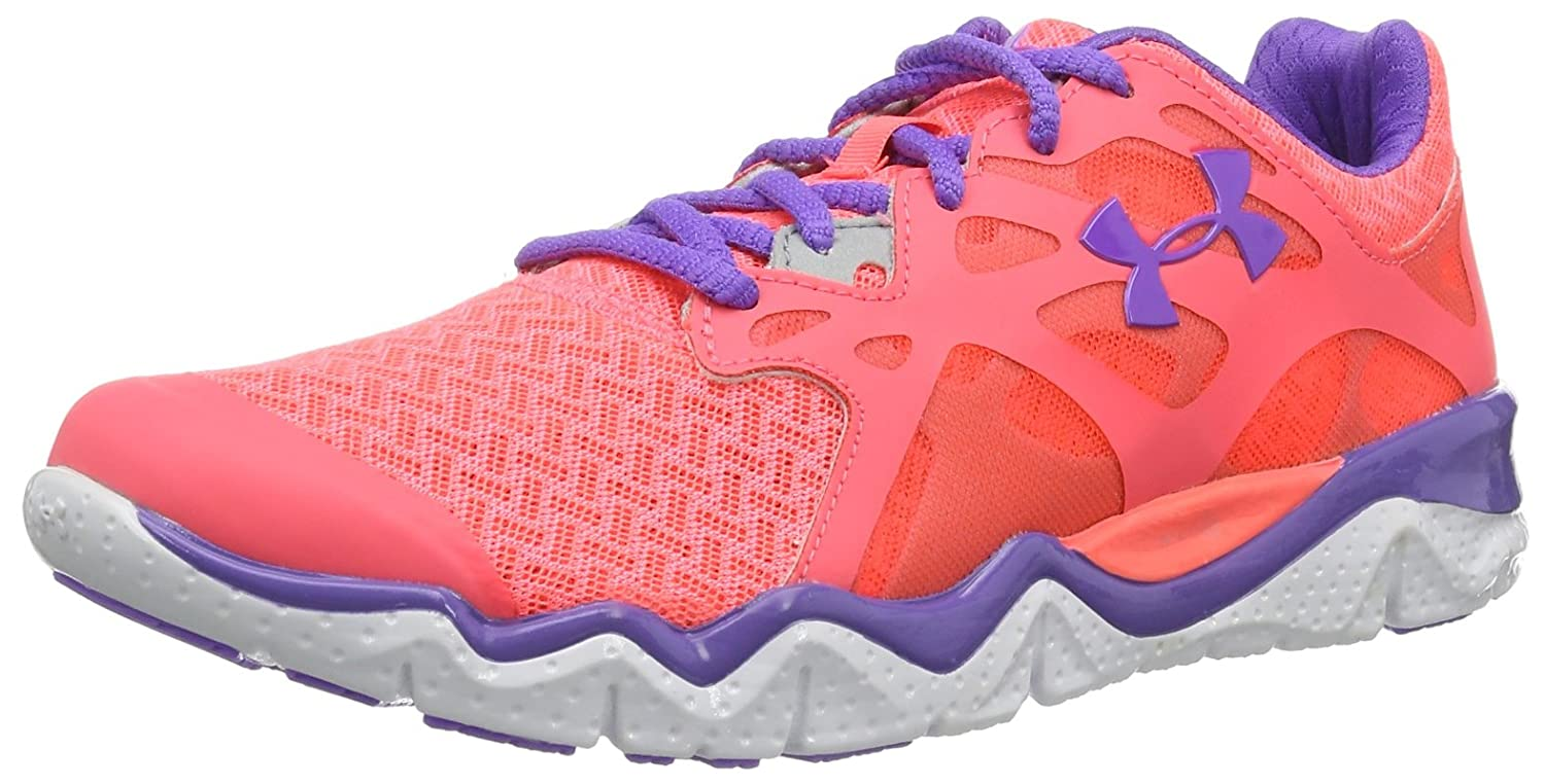 Under Armour Womens UA W Micro G Monza NM-BRL MSV VIK Running Shoes Pink  Pink (Brilliance Metallic Silver     Violet Kiss 819) Size  40.5   Amazon.co.uk  ... 047b51617