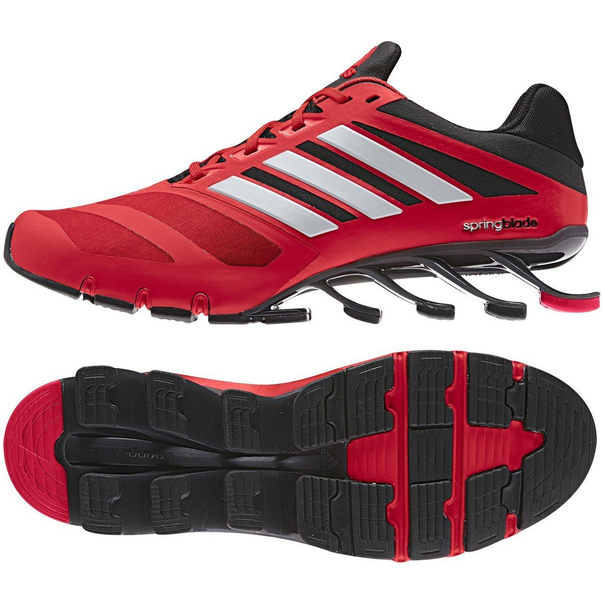 best cheap b5409 ea9fe adidas - Springblade Ignite Men's Running Shoes (red) - EU ...