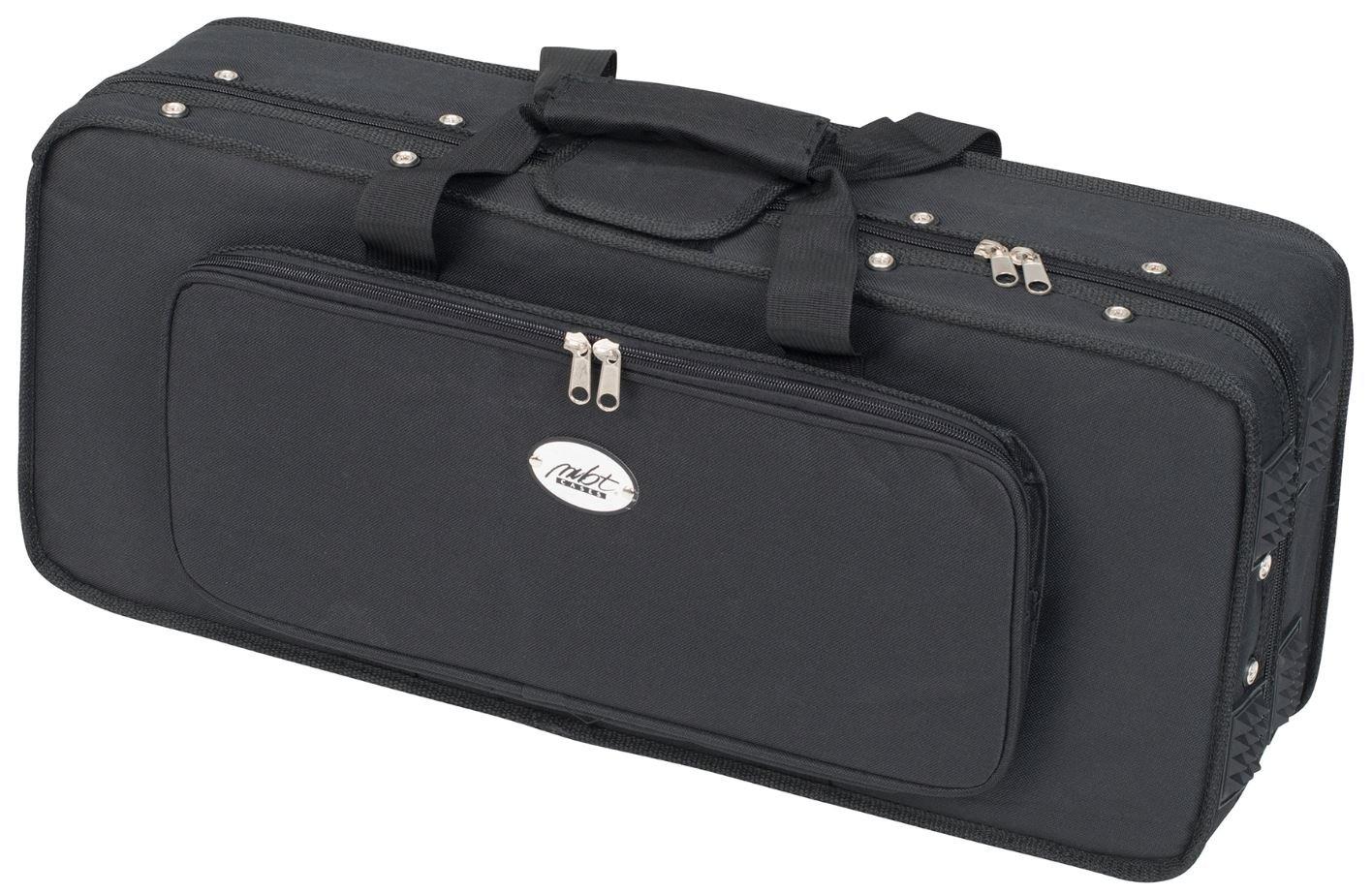 MBT MBTASP Polyfoam Alto Saxophone Case KMC Music Inc