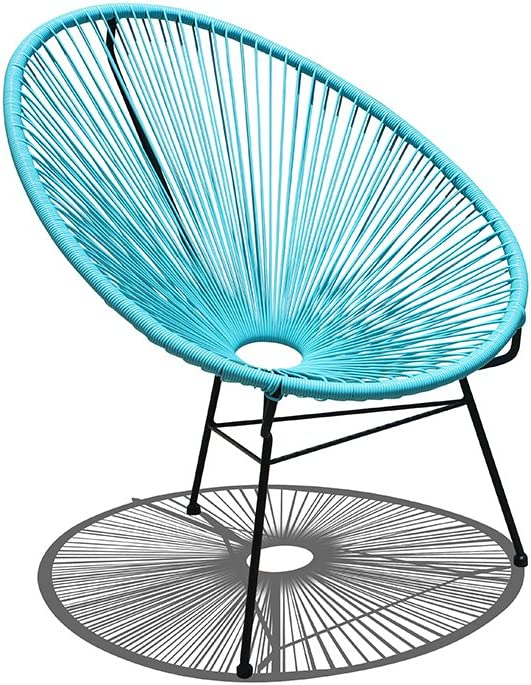 Harmonia Living Acapulco Lounge Chair, Glacier Blue