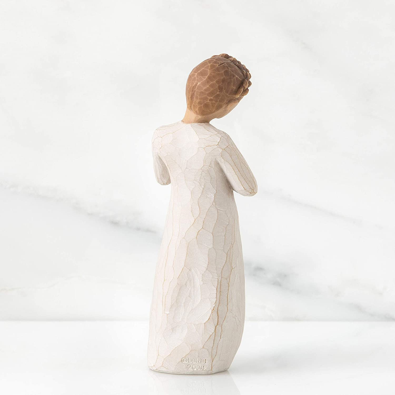 Sculpted Hand-Painted Figure Willow Tree Keepsake