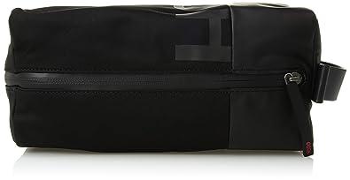 715f8fa828 Amazon.com: HUGO by Hugo Boss Men's Tech Nylon Vanity Washbag, black ...