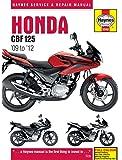 Honda CBF 125 CBF125 Repair Manual Haynes Service Manual Workshop Manual 2009-2012