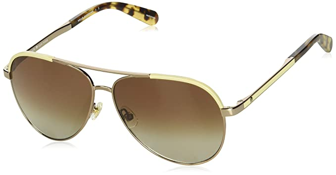 7b58b19275 Image Unavailable. Image not available for. Color  Kate Spade Women s  Amarissa s Aviator ...