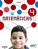 Matemáticas 4. (Con Resolución de problemas 4). (Aprender es crecer en conexión) - 9788469821350