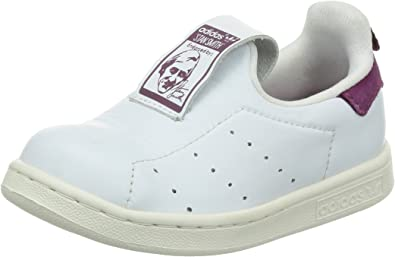 Amazon.com | adidas Originals Girl's Stan Smith 360 Trainers 10 ...