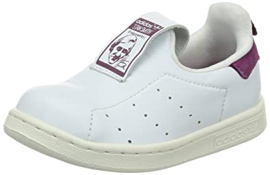 edfac9ac0c6c36 Infant Boys adidas Originals Stan Smith 360 Trainers In White   Green