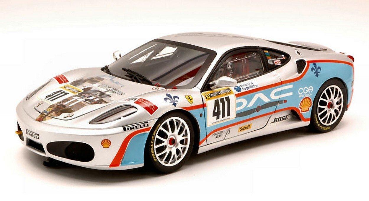 Promoción por tiempo tiempo tiempo limitado Hot Wheels HWL7115 Ferrari F430 N.411 ANASSIS 2006 North American Champion 1:18 4b3329