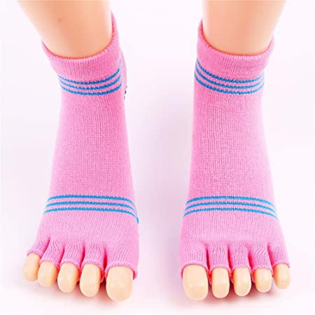 Calcetines de Deporte Calcetines de Yoga Medias de Goma ...