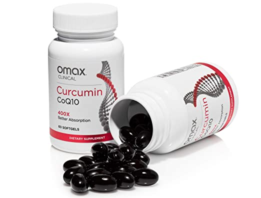 The Omax Curcumin + CoQ10 travel product recommended by Jimmy Dwyer on Pretty Progressive.