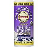Sea Seasonings Triple Blend Flakes 1 Ounces by Maine Coast ( 2 Pack )