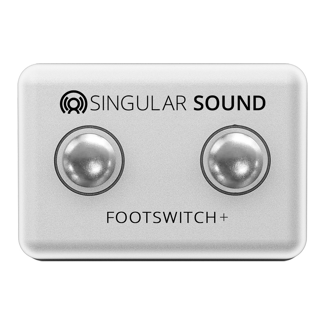Singular Sound BeatBuddy Dual Momentary Footswitch Plus