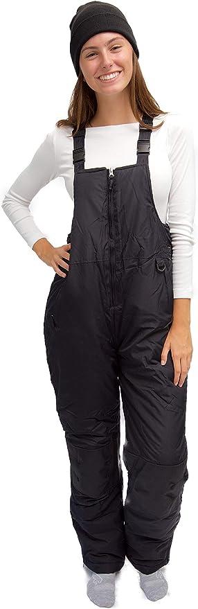 Boys Girls Athletic Works S-M-L 7-8 Lined Filled Snowsuit Snow Suit Ski Pants